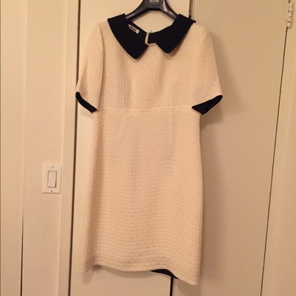Moschino Dresses & Skirts - Moschino Cheap and Chic white dress